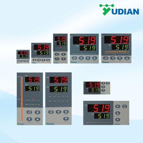 instruments measuring led display modbus thermostat mould temperature controller