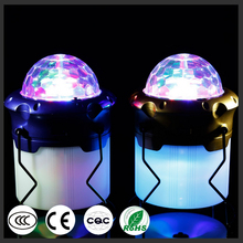 New Outdoor Camping Lights Super Bright Stage Colorful lamp Color Changing Tent Lamp Hand Lantern Light