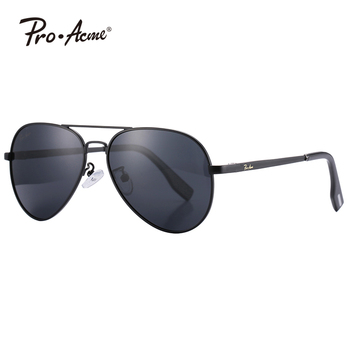 Pro Acme Small Polarized Aviator Sunglasses for Adult Small Face and Junior PA3044