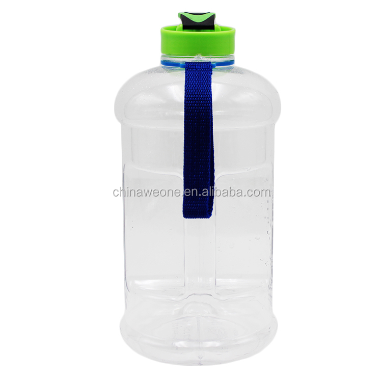 Patent Products 2.2L BPA free Bodybuilding New Water Bottle With Private Label