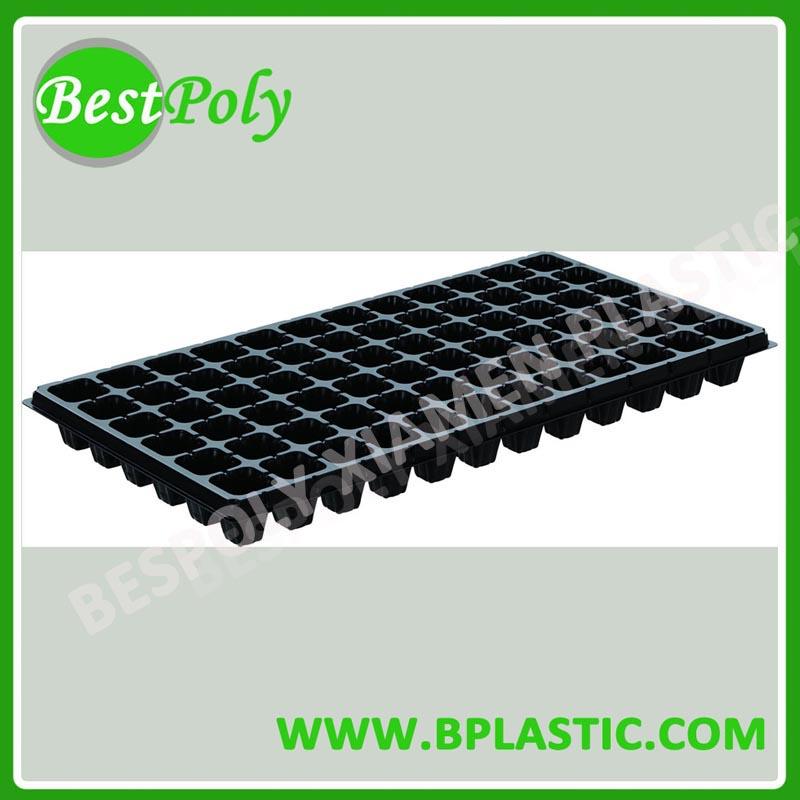 plastic flowers seed tray hydroponic nursery tray