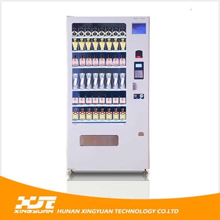 Cheaper best sell flower vending machine with elevator