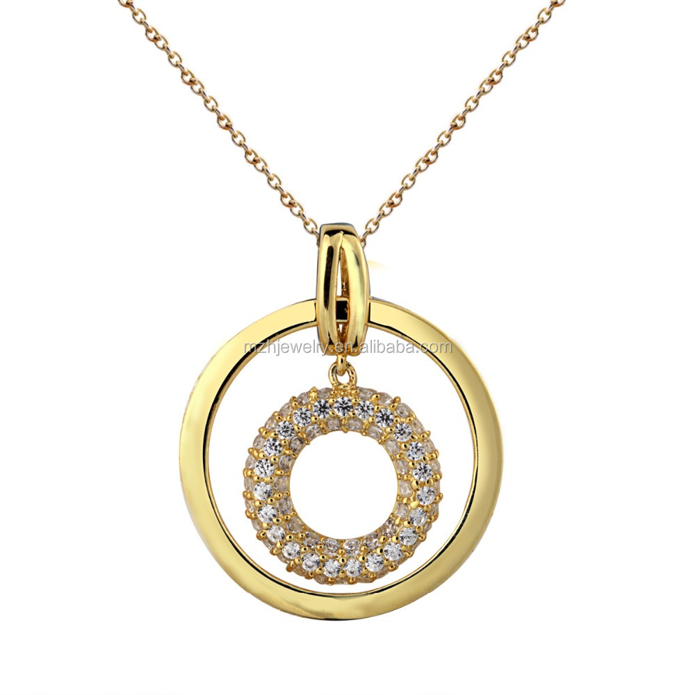 design product pendant gold black spargz plated diamond for set fashion contemporary new women