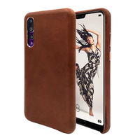Genuine Cow Leather Case for Huawei P20 Pro Luxury