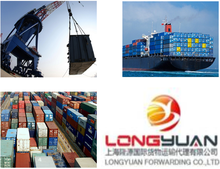 logistics charge shipping rates freight forwarder China to USA