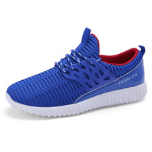 Manufacturer spot new style and light cloth mens casual sneakers