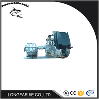 Air-cooled Diesel marine inboard engine D40H boat engine motor