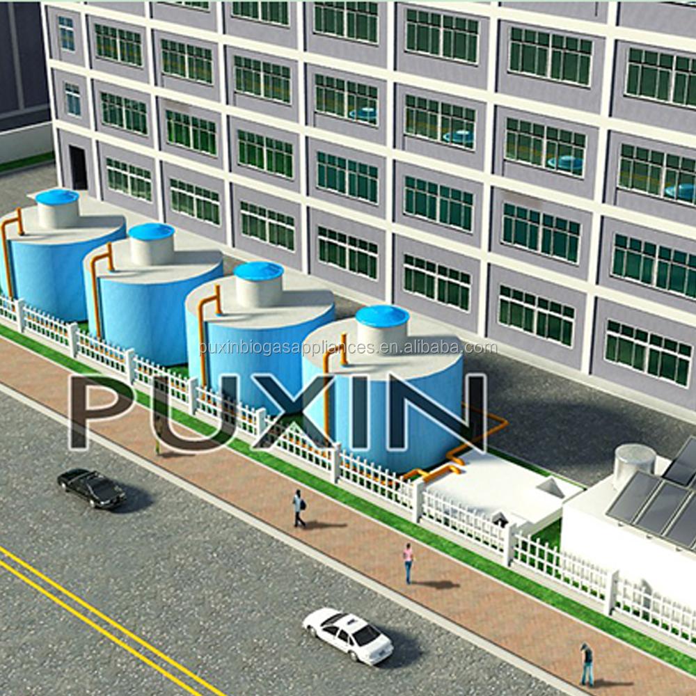 Pig Waste Treatment Biogas Plant Wholesale, Biogas Plant Suppliers ...