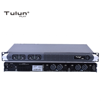 4 channel 750 Watts at 8ohm Class D 1U Professional power amplifier DJ Subwoofer poweramp PA Stage Tulun play M50D