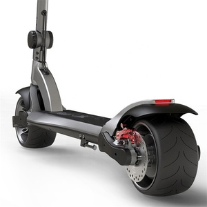 China Supplier GPS sharing best 8 inch wide wheel e scooter electro foldable kick electric scooter made in china for adult