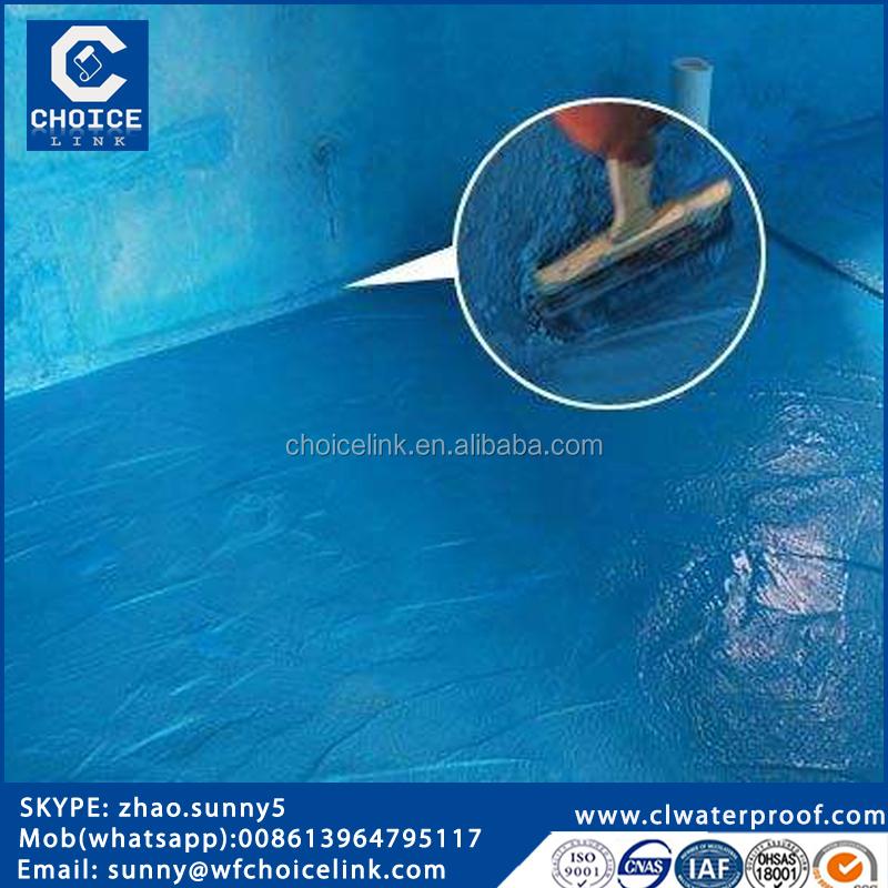 Bathroom Floor Wall Js Polymer Cement Waterproof Paint