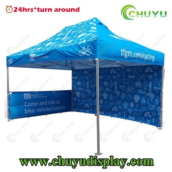 Portable Folding Gazebo Tent Promotion Tents Display Beach Canopy