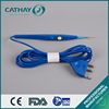 ISO certificated disposable medical devices electrode electrosurgical pencil