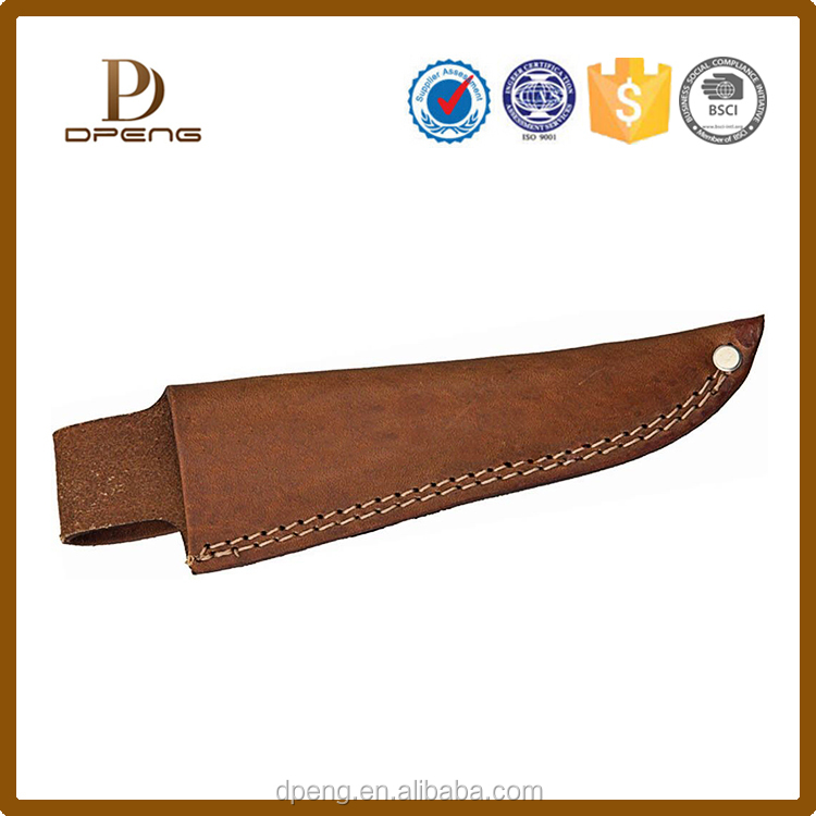 Custom High Quality leather Knife Case Set , Durable Chef Knife Case