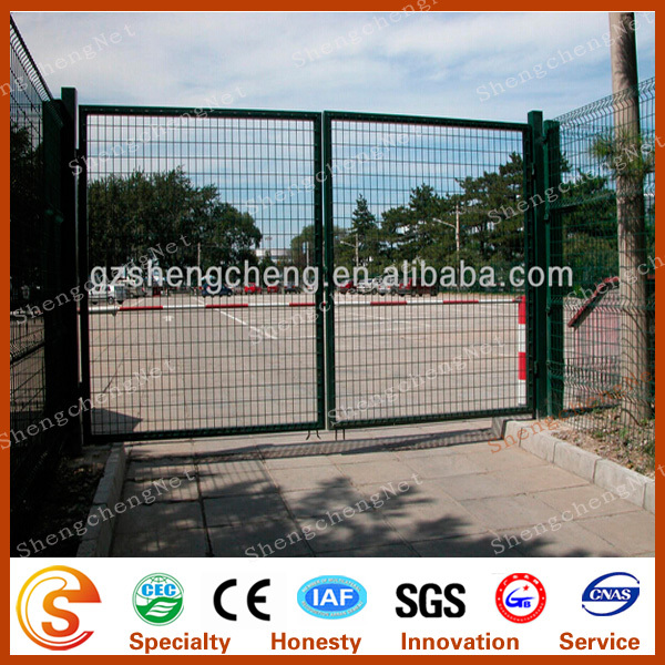Variety Color Entrance Gate And Gate Grill Fence Design Metal ...