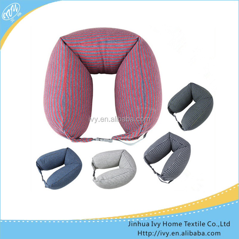 home work airline travel pillow plastic bead pillow