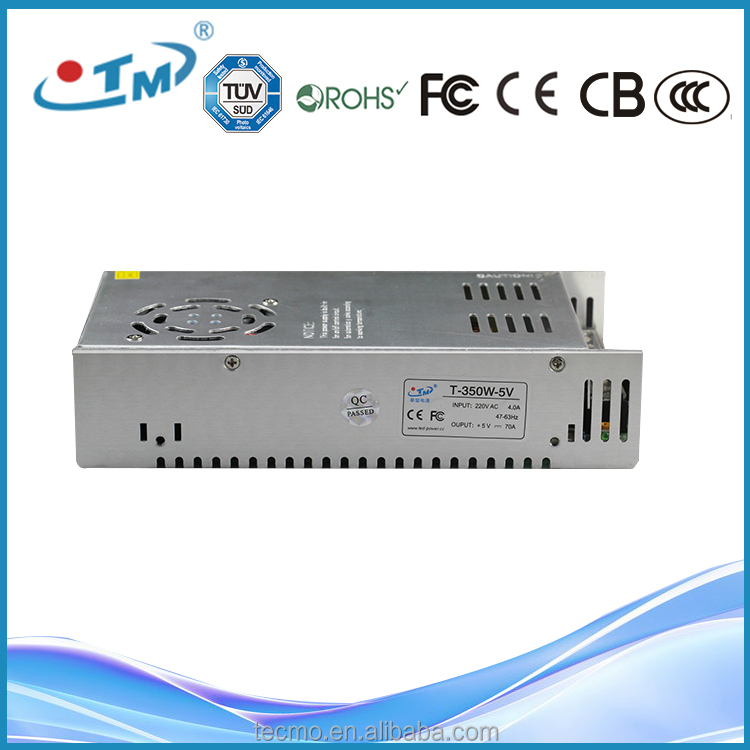 High quality high-end LED Constant Voltage 5V AC To DC computer power supply