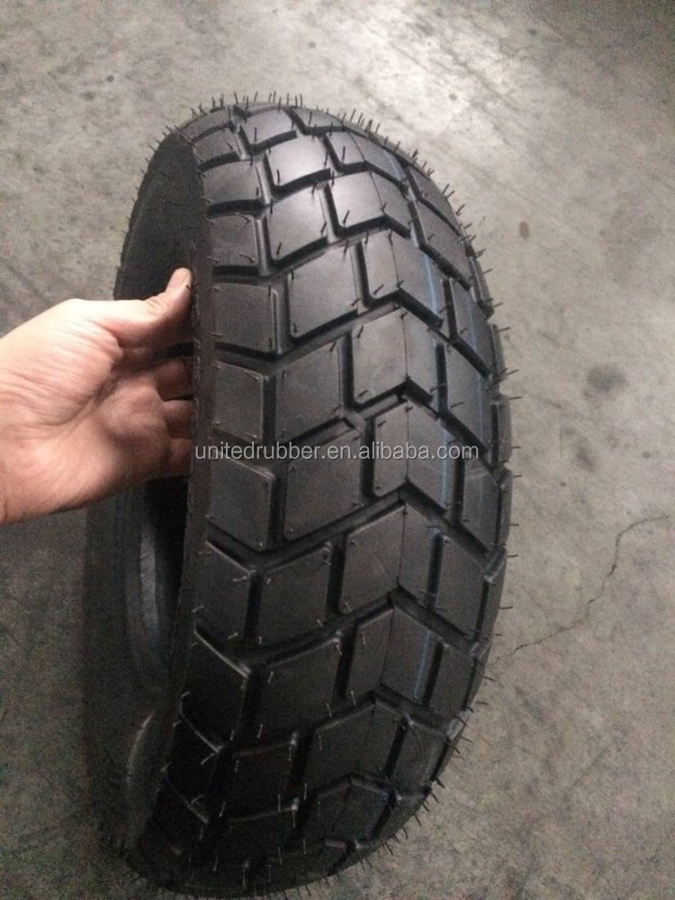 high quality OEM brand name motorcycle tubeless tire 90/90-18
