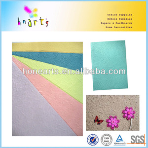colorful hard cover handmade paper