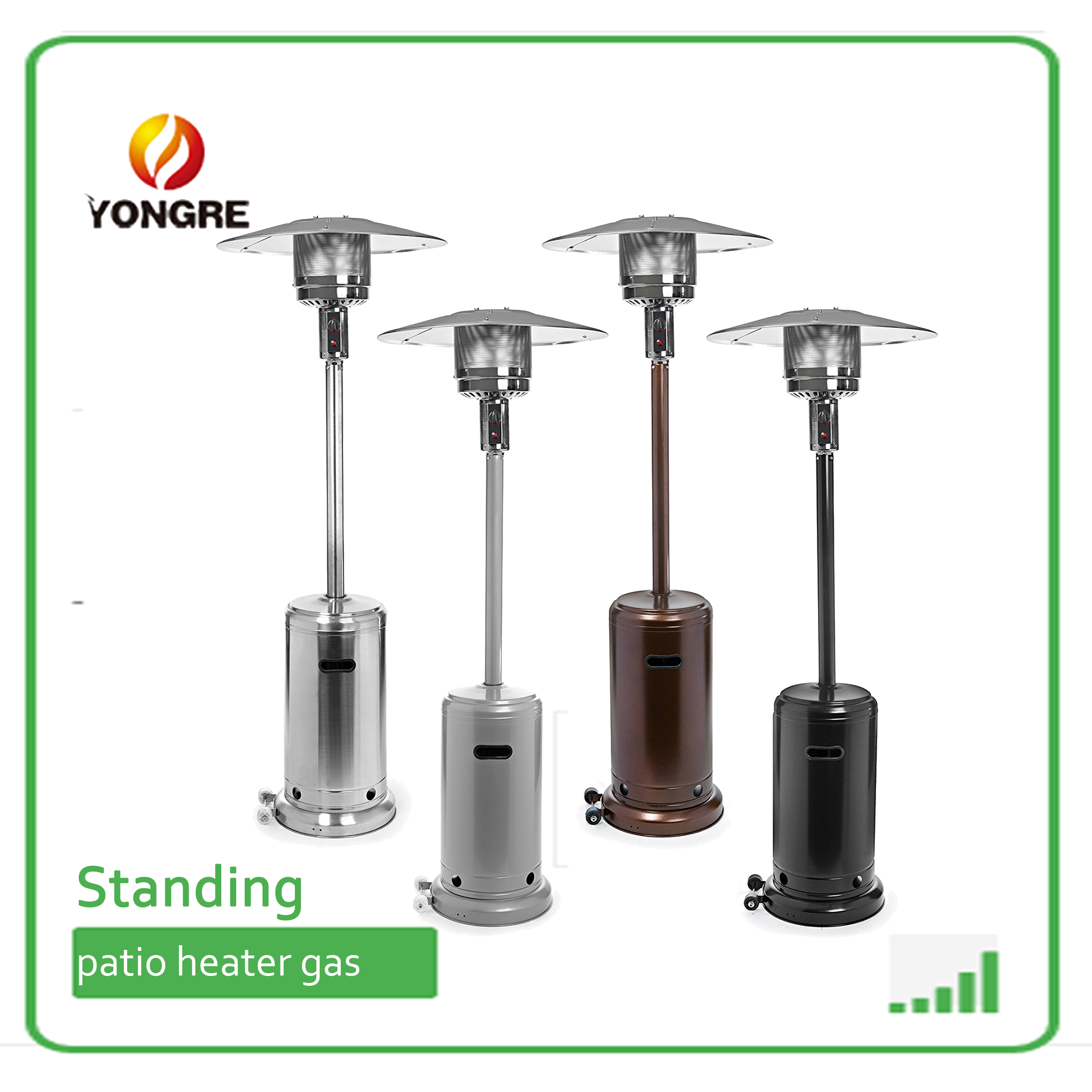 Gas Propane Heater 44000 Btu In Prevail