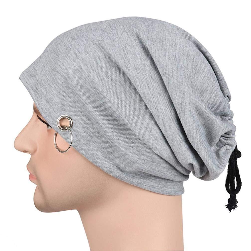 431a0efec681a Get Quotations · Warm Slouchy Beanie Hat - Mens Soft Daily Cashmere Winter  Crochet Hat Ski Knit Warm Beanie