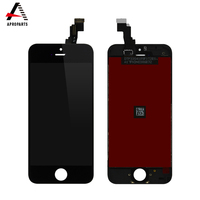 Mobile Phone Display For iPhone 5G 5C 5S LCD Panel with Touch Screen Digitizer Assembly Factory Wholesale Screen LCD
