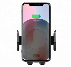 New mold 2018 fast charge C10 wireless car charger iphone