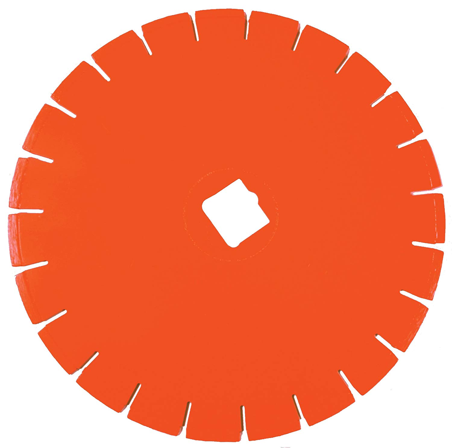 Diamond Products Core Cut Diamond Product 28120 Heavy Duty Orange First Cut Early Entry Diamond Blade 12 x .125 x 2.80