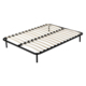 modern metal / iron double bed designs DJ-PP02 bed frame