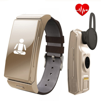 Uwatch u mini bluetooth smart watch 4.0 smart bracelet heart rate monitor smart watch for ios and android with CE & ROHS watch