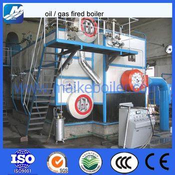 Biogas Erdgas Dampfkessel Dampfmaschine Dampferzeuger - Buy Product ...