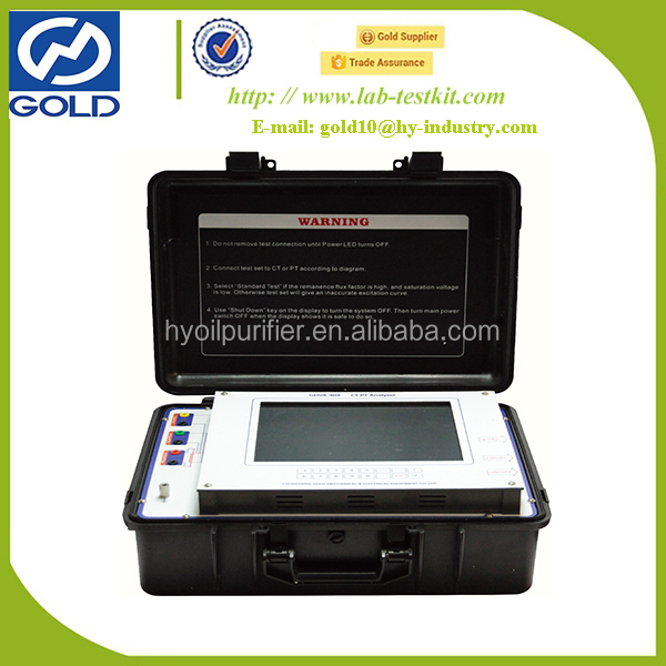 Automatic CT/PT Analyzer with Low Price (GDVA-404 )