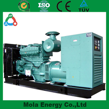 Mobile Power Electric Used Steam Turbine Generator For Sale - Buy ...