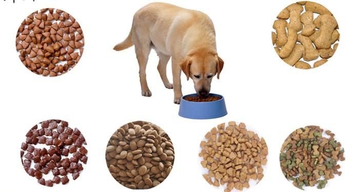 狗食品机械行