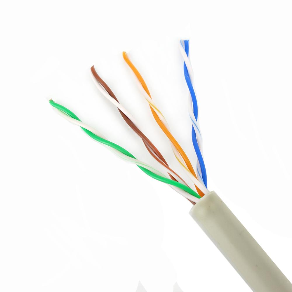 Networking Accessories CAT6E LAN Network Cable 5m Color : Color3 Length