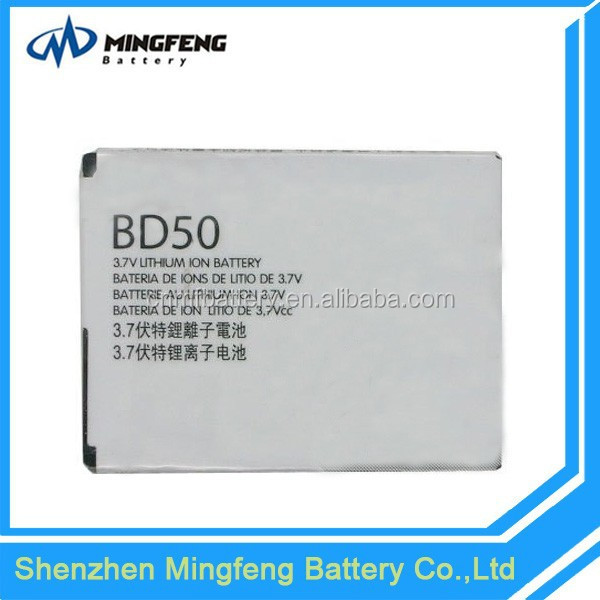 Long Time Talking Rechargeable 3.7V 700mAh BD50 Battery For Motorola EM325/EM25/F3