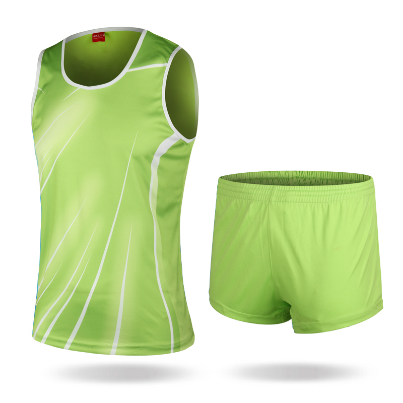 Make Your Own Running Jersey Sample Top Athletic Running Wear For ...