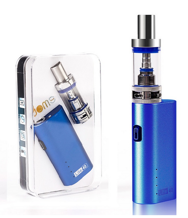 Original from JOMO factory lite 40 e-cig box vape mod 40w vaporizer stock offer
