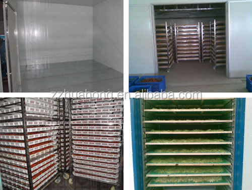 China Tea And Corn Tunnel Drying Machine/drying Equipment/ Tea ...