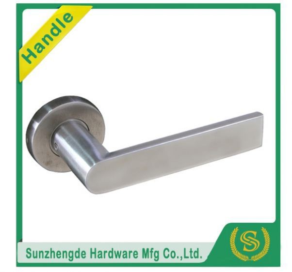 SZD STLH-005 New Product Oem Dubai Style Zinc Alloy Door Handle//Sokoth Handle