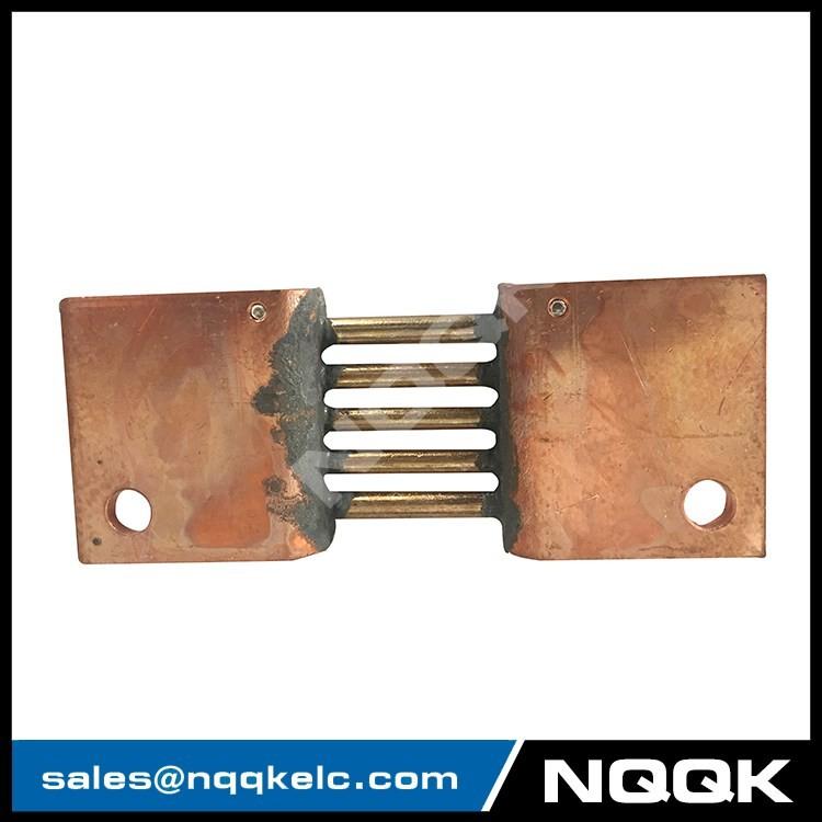 6 NQQK 600A 50mV DC Electric current Shunt Resistors.JPG