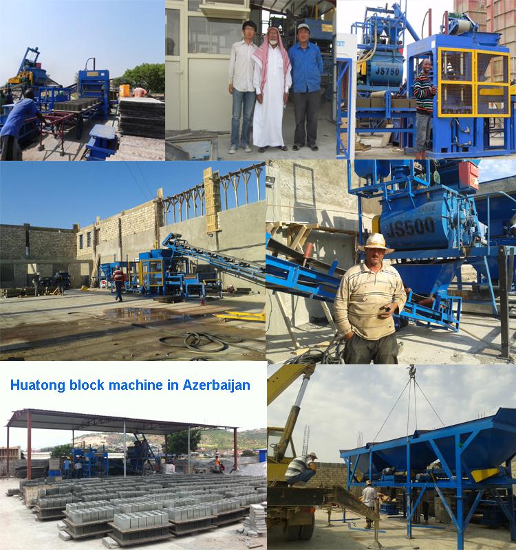 AAC Betonblok Plant/Geautoclaveerd Cellenbeton Betonblok Machine te Koop