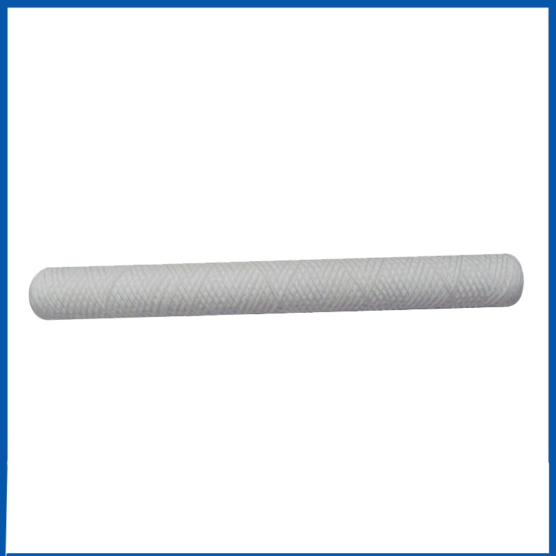 PP String Wound Water Filter 5 Micron for Long 20 Inch