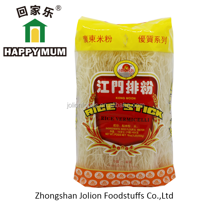 Factory Jiangmen Vegetarian Rice Vermicelli Instant Rice Noodles