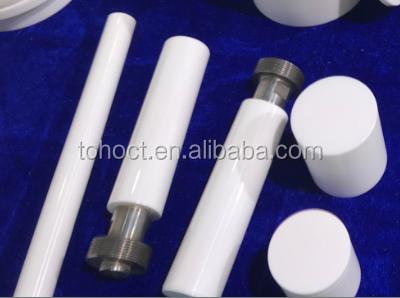 Керамическая труба из оксида алюминия/керамическая трубка/стержень
