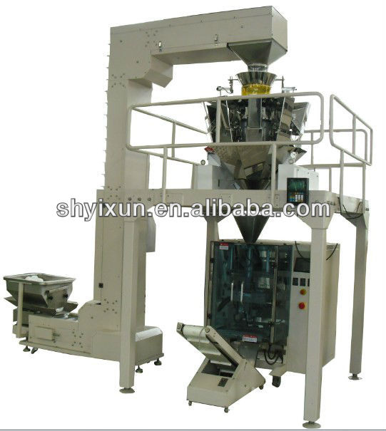 10-head Vertical Fully Automatic Weighing Packing Machine