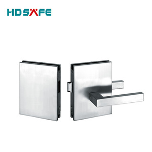 glass channel lock for glass door lock, glass swing door lock for wholesale