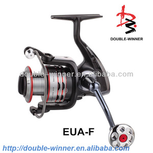 Wide variety front drag systemEUA-F fishing reel used