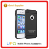 [UPO] New Arrival Stylish Hard Plastic PC Aluminum Bumper Metal Cell Phone Cover Case for iPhone 4s