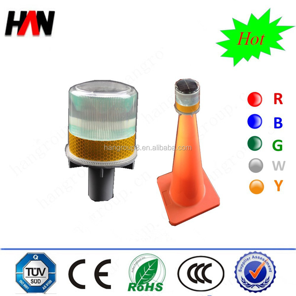 High Power Solar Led Warning Strobe Light Used In Airportroad Signsyardship Buy Lighthigh Lightsolar